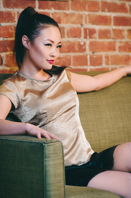 Model: Kai Liu MUA: Miracle Amor Artistry Designer: Mixx Collection
