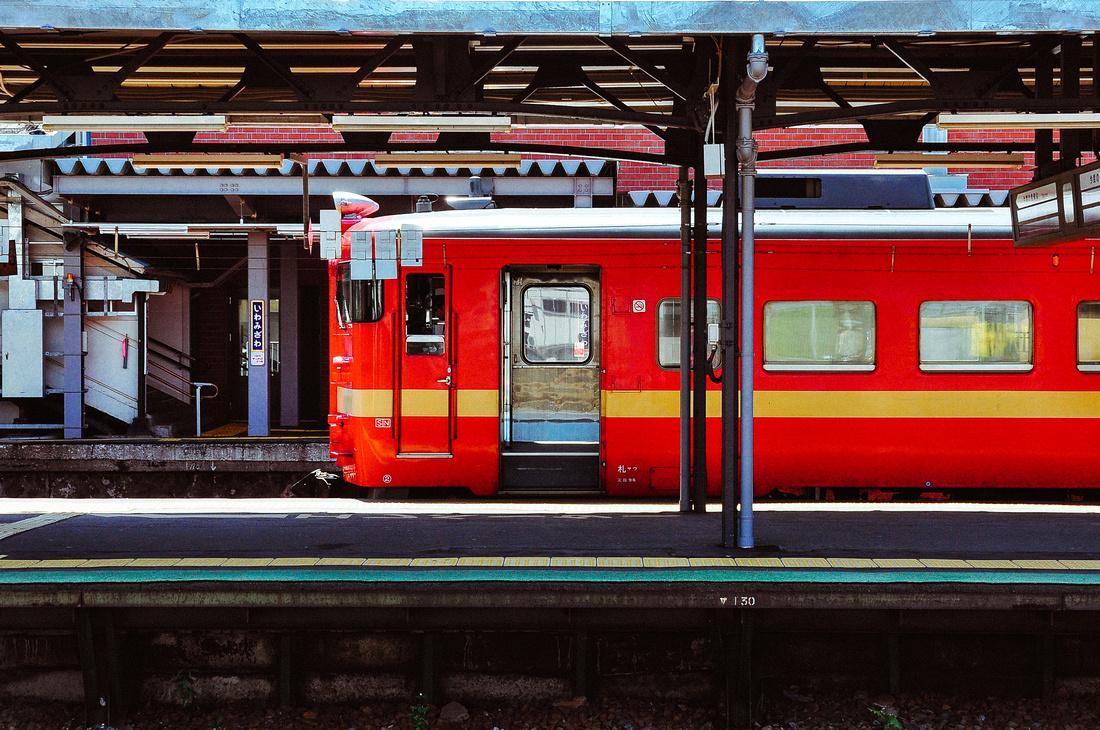 Izumisawa JR Station 8